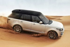 Range Rover Mark IV 2013